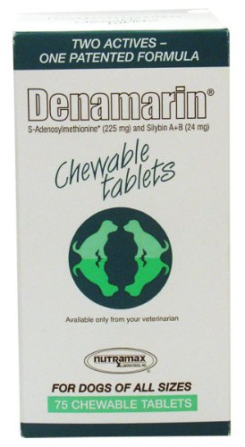 Nutramax Denamarin Chewable Tablets