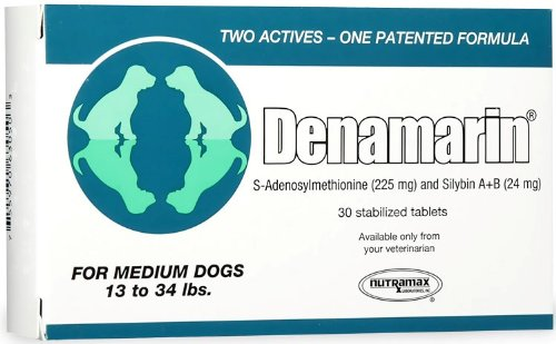 Nutramax Denamarin Tabs For Medium Dogs