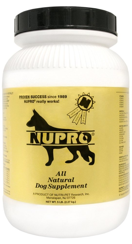 Nutri-Pet Research Nupro Dog Supplement