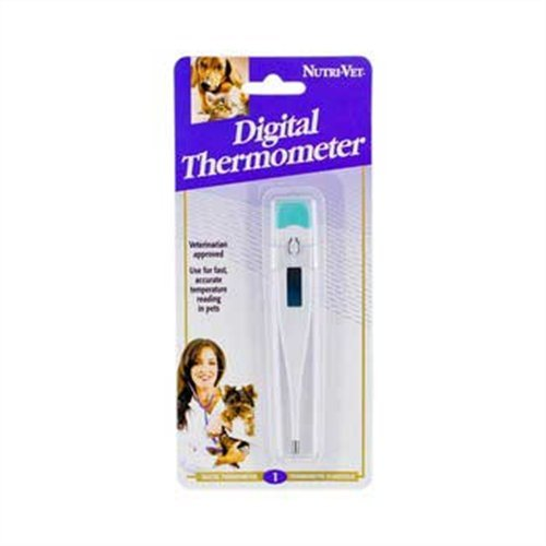 Nutri-Vet Digital Thermometer