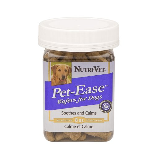 Nutri-Vet Pet-Ease Wafers for Canines