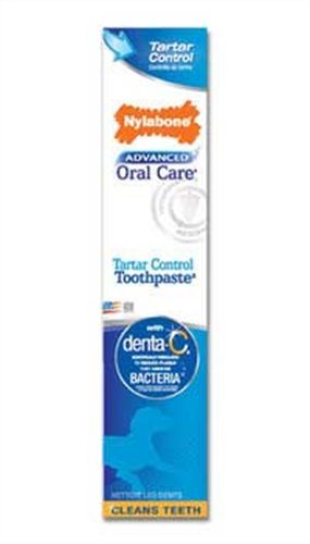 Nylabone Advanced Oral Care Tartar Control Toothpaste