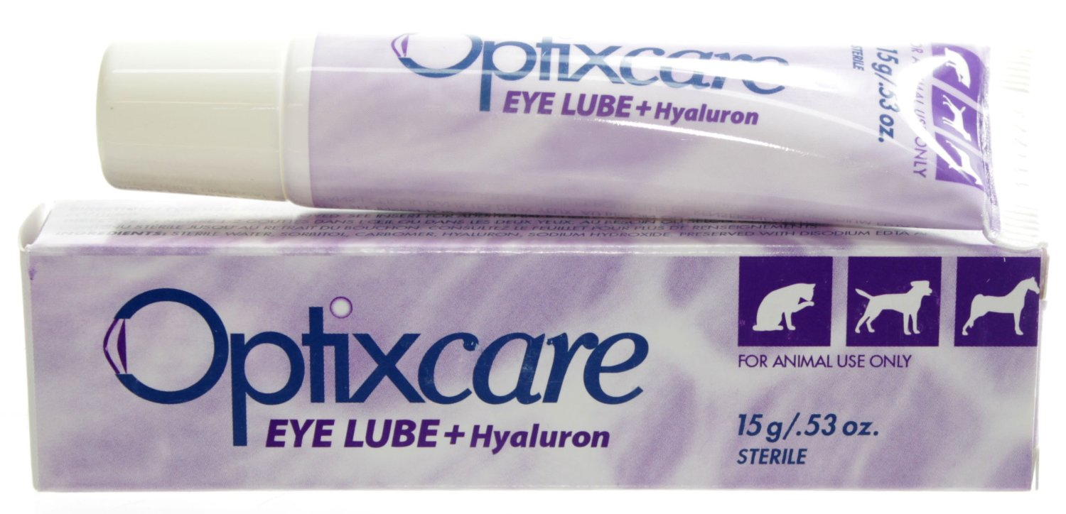 Optixcare Eye Lubricant + Hyaluron