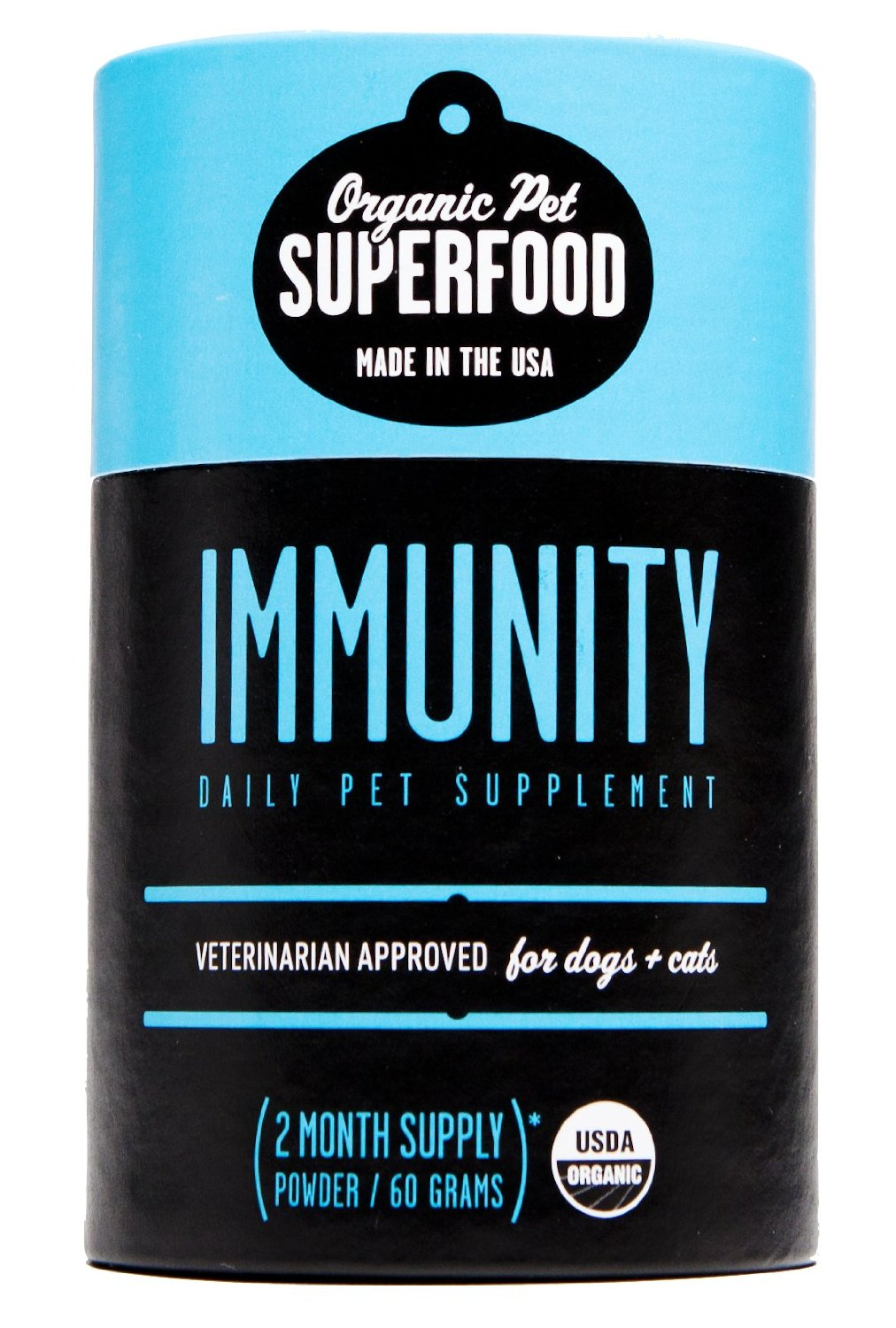 Organic Pet Superfood IMMUNITY Premium Supplement