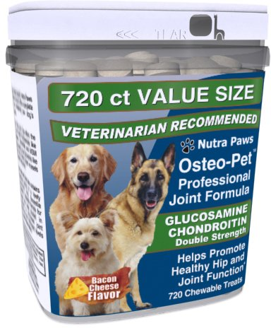 Osteo Pet Glucosamine Chondroitin for Dogs