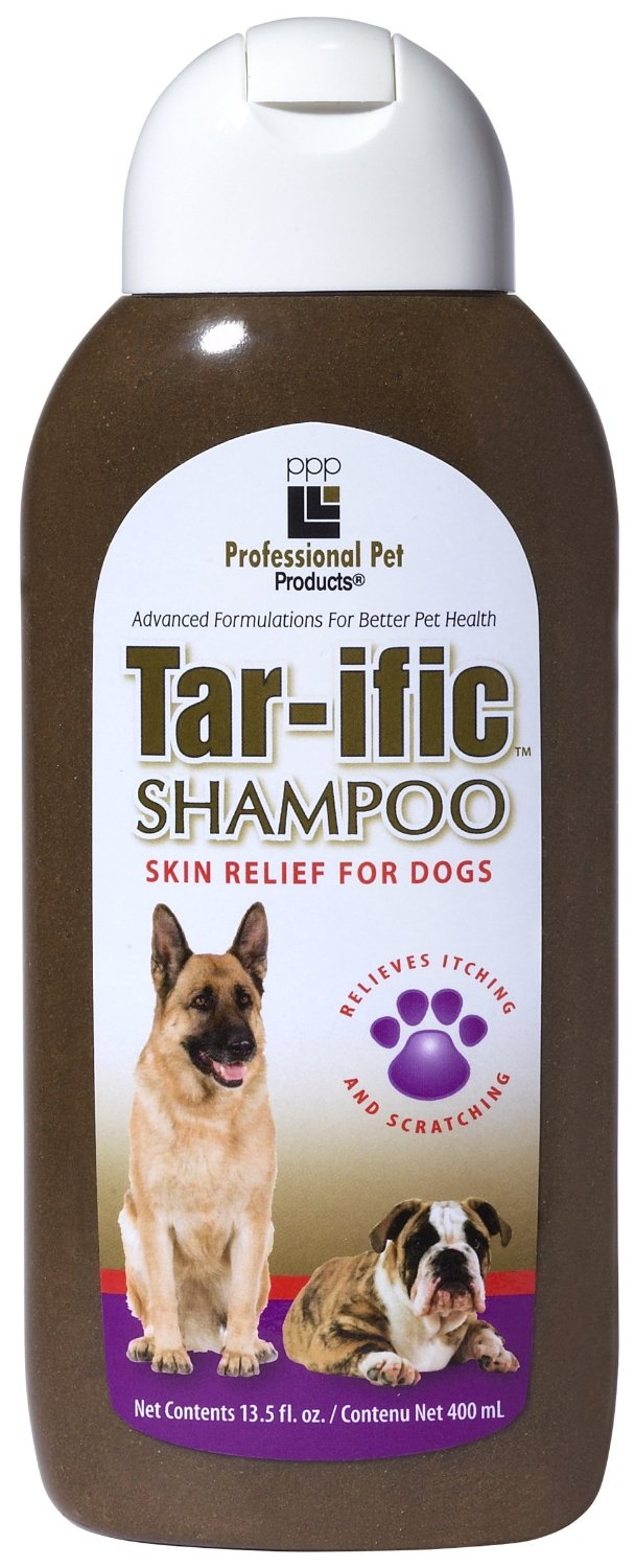 PPP Pet Tar-ific Skin Relief Shampoo