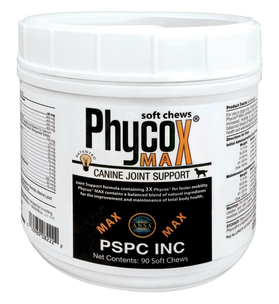 PSCH Phycox Max Canine Soft Chews