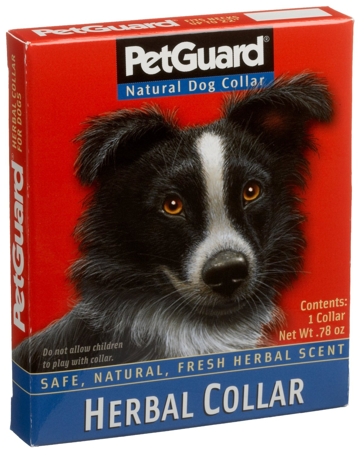 Pet Guard Herbal Collars For Dogs