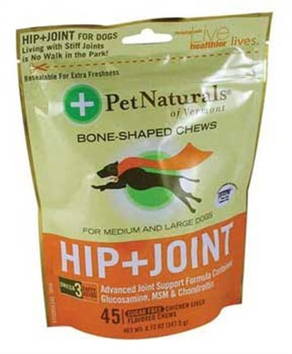 Pet Naturals Hip & Joint for Dogs