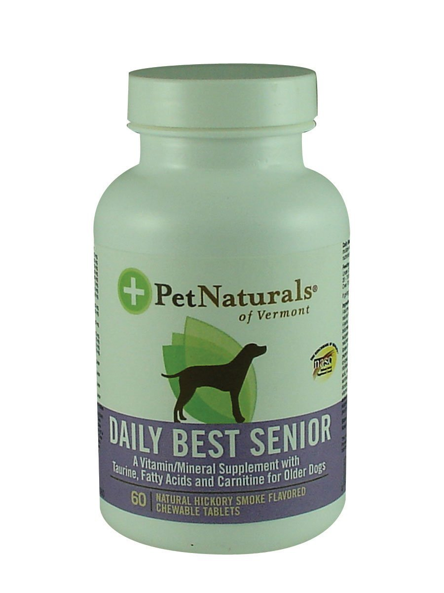 Pet Naturals of Vermont Daily Best Senior for Dogs
