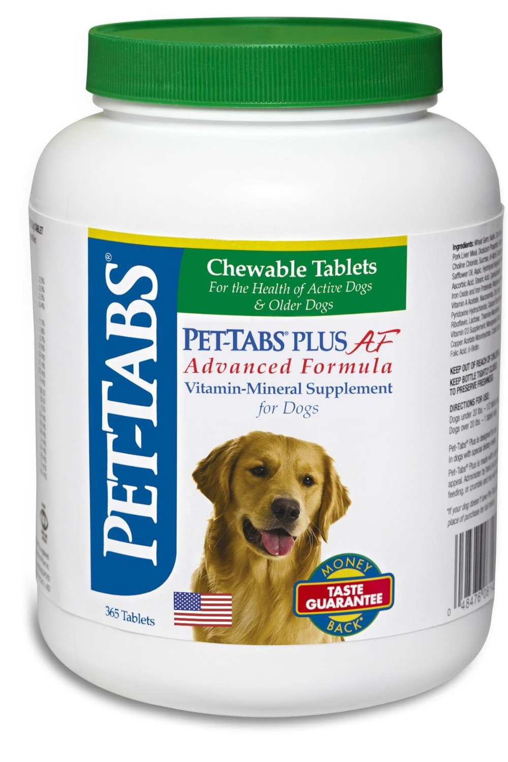 Pet-Tabs Plus Advanced Formula
