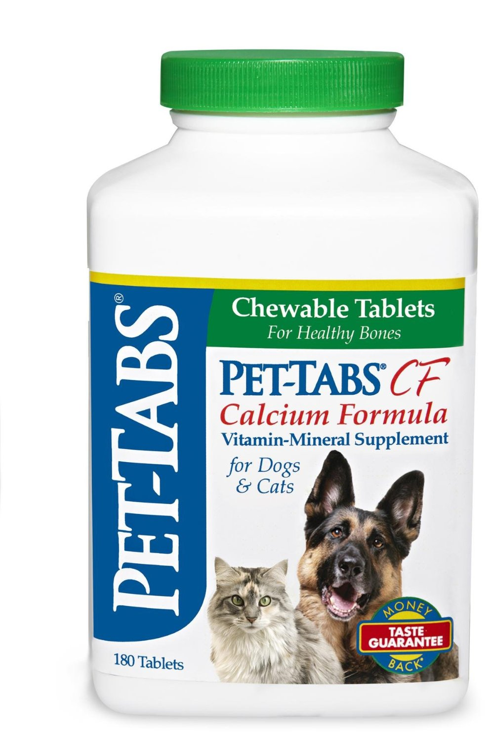 Pet-Tabs Plus Calcium Formula