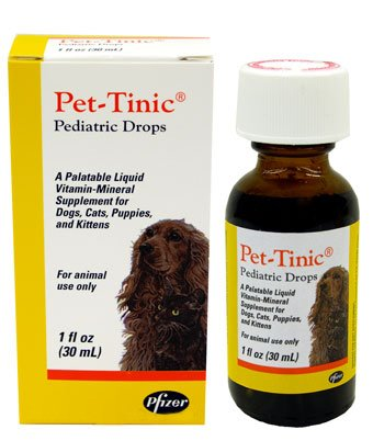 Pet-Tinic by Pfizer