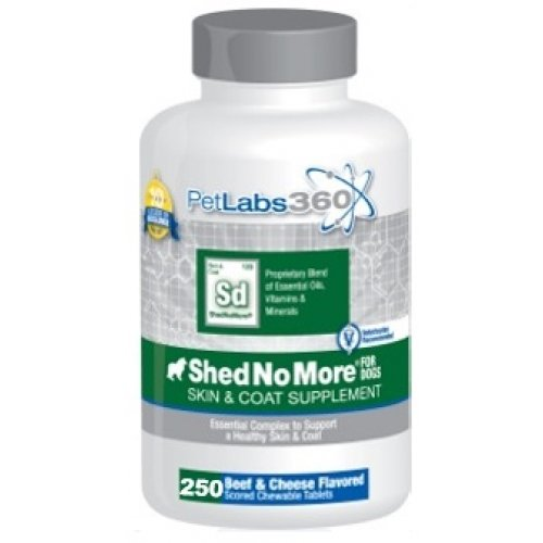 PetLabs 360 Shed No More for Dogs