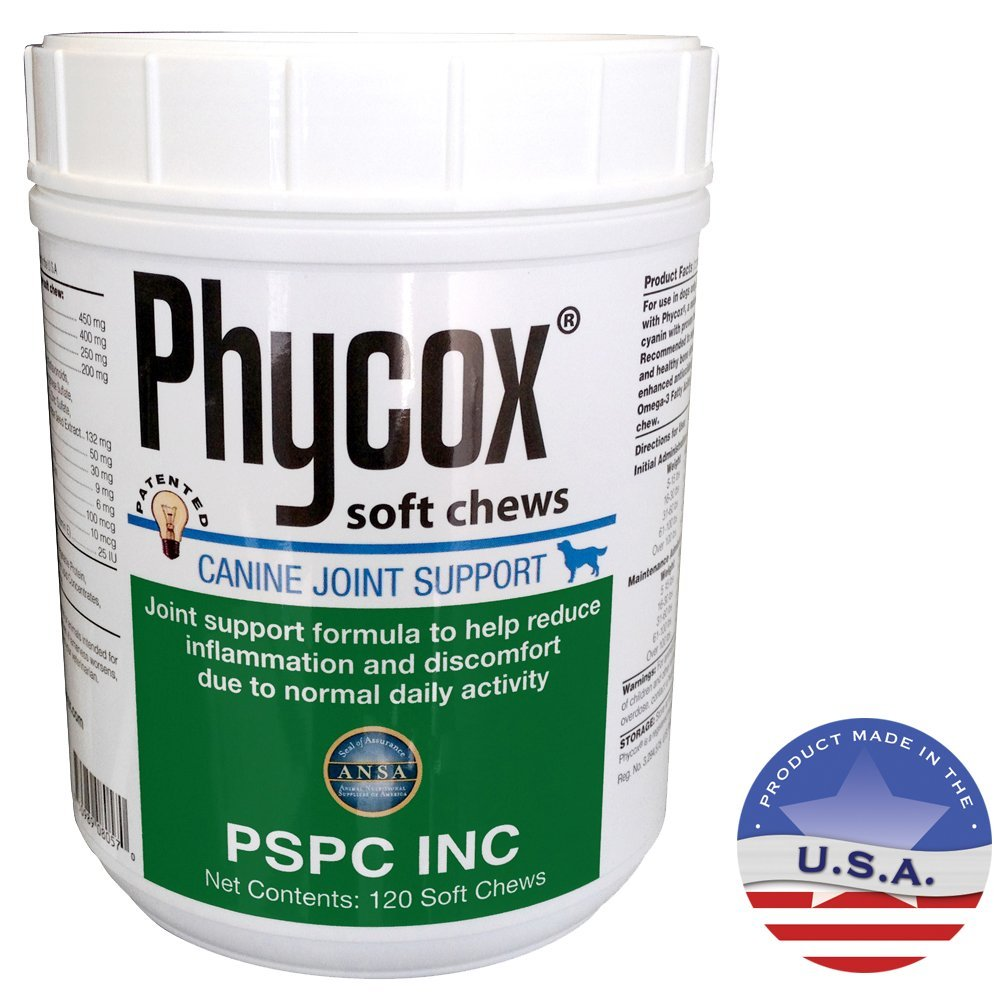 PhyCox Canine Joint Support Soft Chews