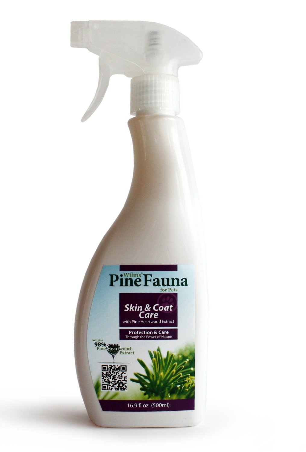 PineFauna Skin and Coat Care Spray for Dog