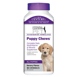 Puppy Supplements & Vitamins