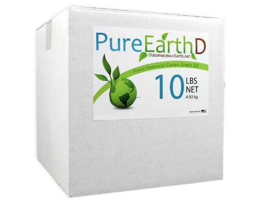 PureEarthD Organic Diatomaceous Earth