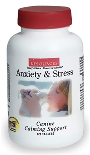 Resources Anxiety & Stress Canine Calming Support