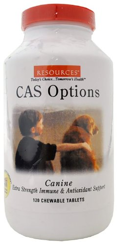 Resources Canine CAS Options Tablets