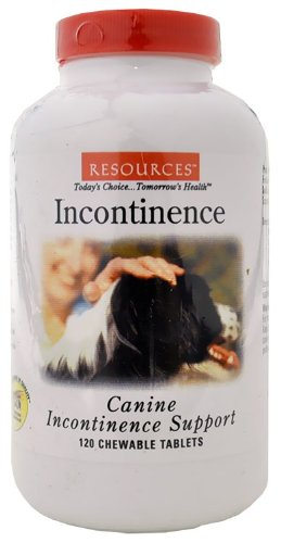 Resources Canine Incontinence Tablets