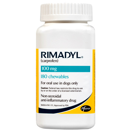 Rimadyl for Dogs (carprofen)