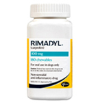 Rimadyl Anti-Inflammatory for Dogs