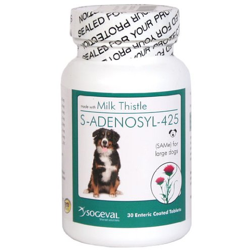 S Adenosyl Milk Thistle for Dogs