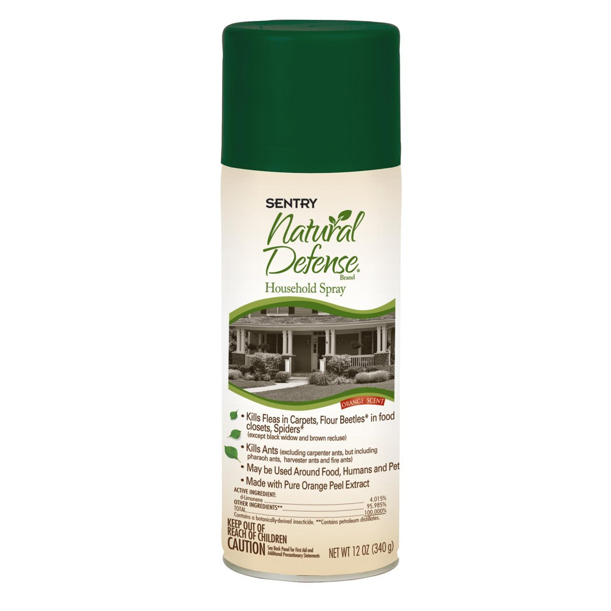 Sentry Natural Defense Natural Household Spray