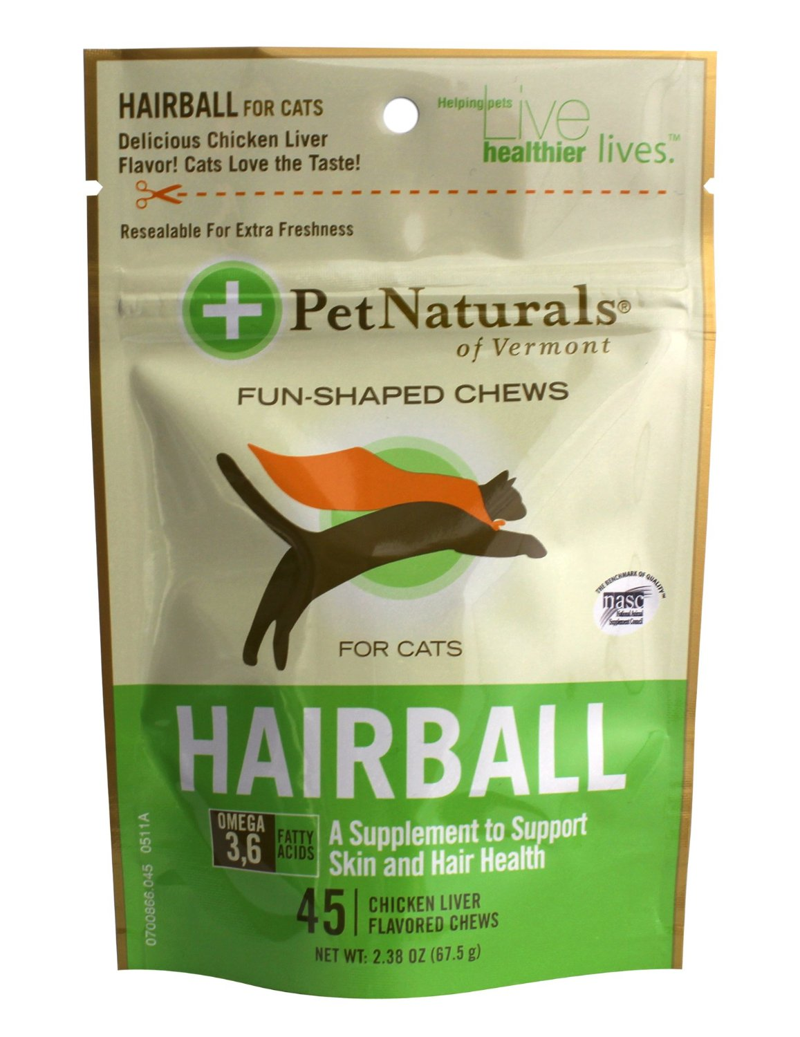 Pet Shedding & Hair Ball Remedies
