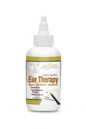 Synergy Dr Gold's 4-Ounce Extra Gentle Ear Therapy