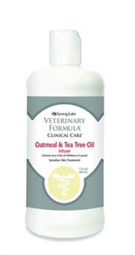 SynergyLabs VF Clinical Care Oatmeal & Tea Tree Oil Infuser Shampoo