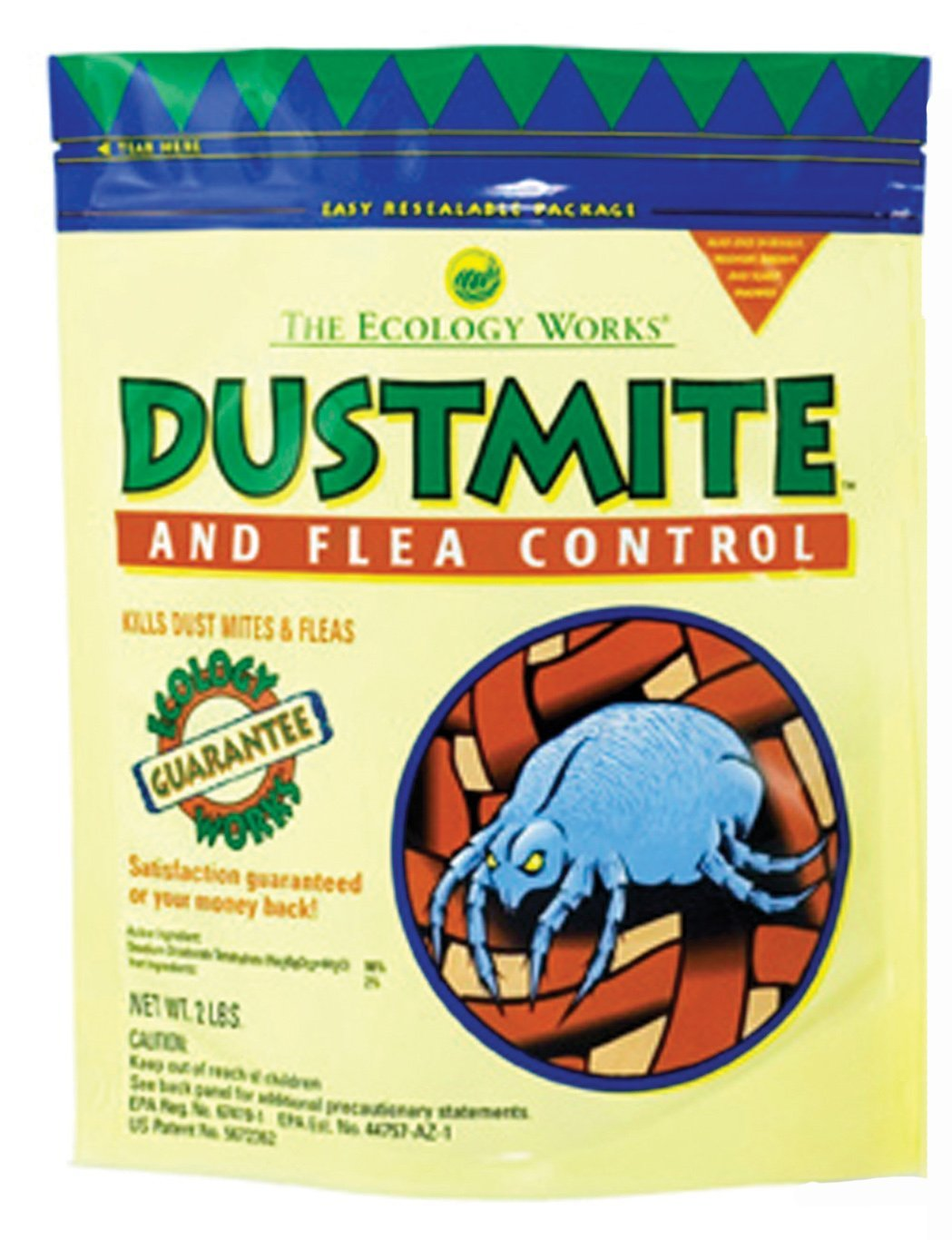 The Ecology Works Dust Mite & Flea Control