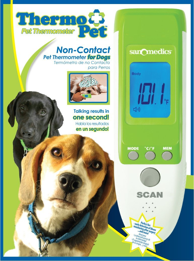 View All Dog Thermometers