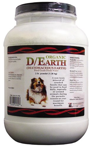 Thomas Labs Diatomaceous Earth