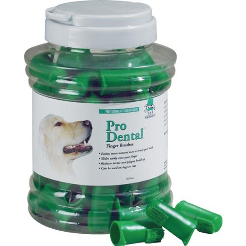 Top Performance ProDental Pet Finger Brush