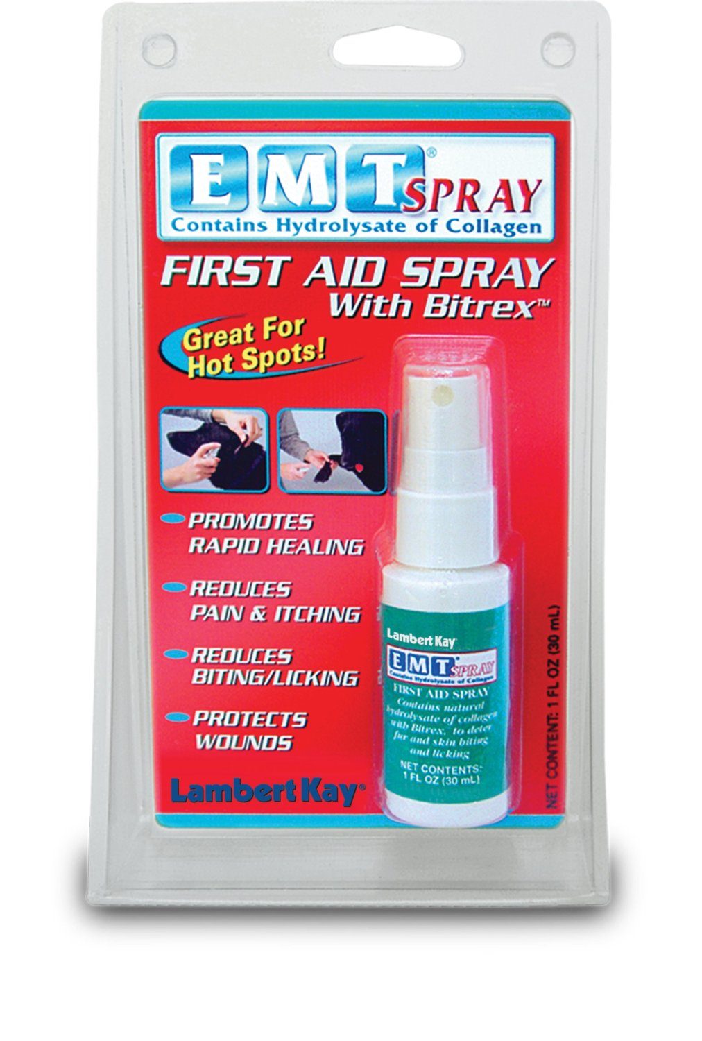 Trophy EMT Spray for Pets