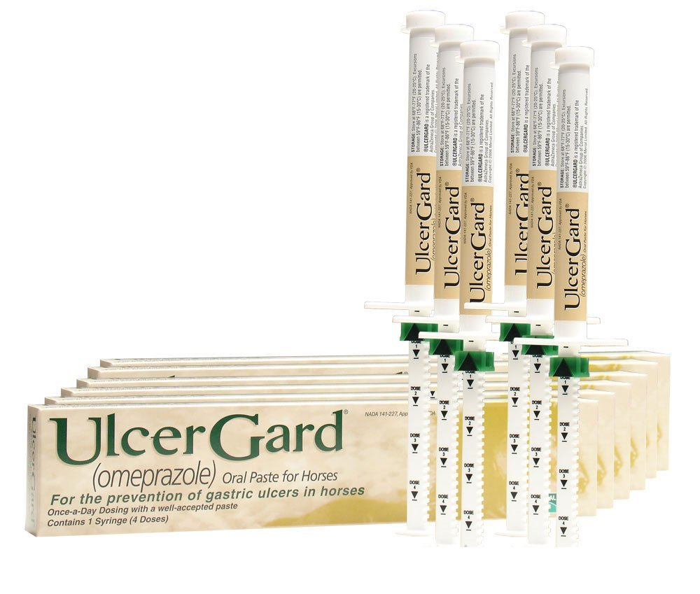 UlcerGard Oral Paste Syringe