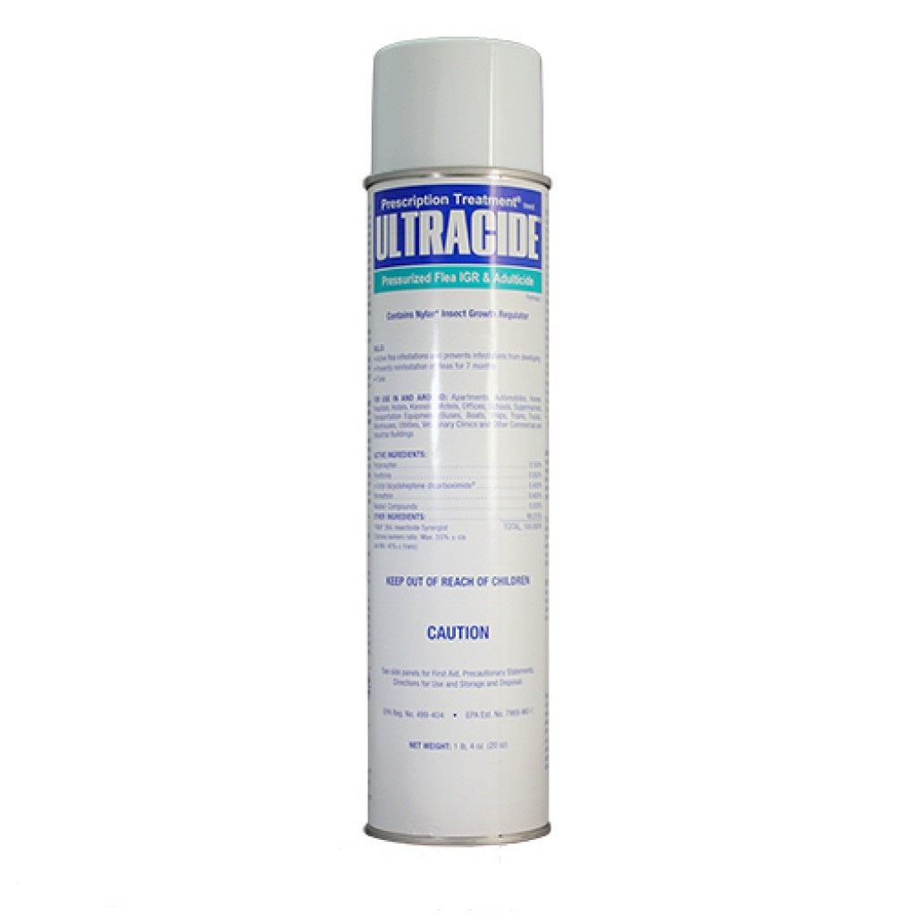 Ultracide Contact Flea Control