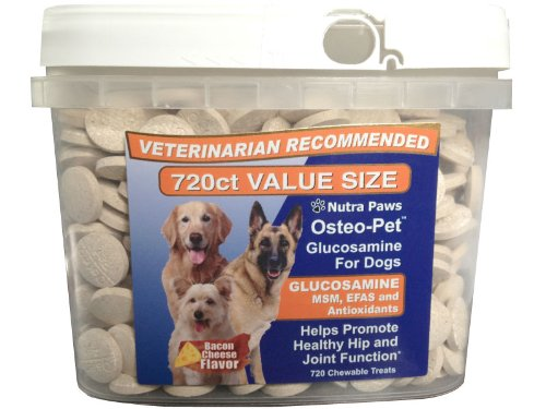 Value Size Osteo-Pet Glucosamine For Dogs
