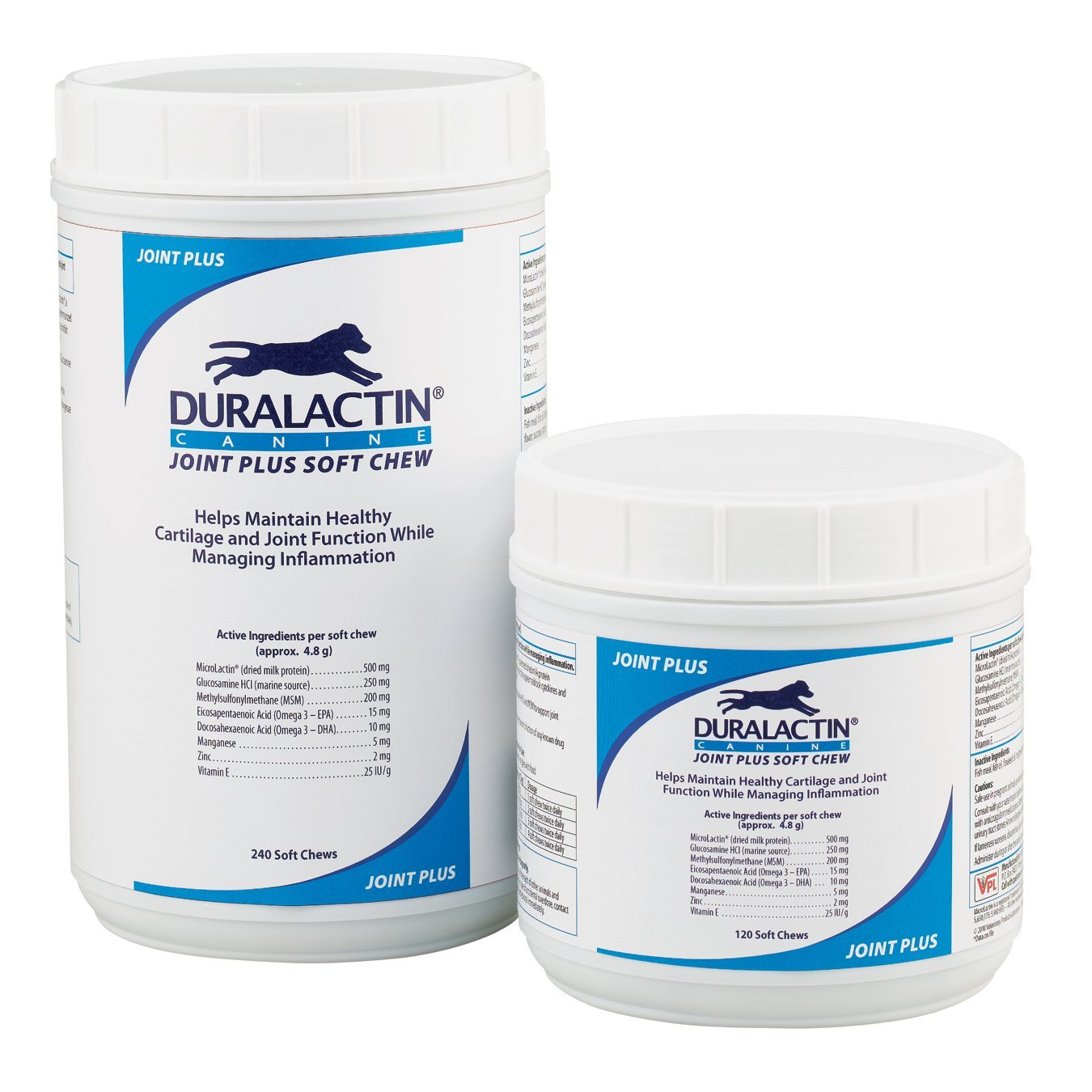 Veterinary Products Laboratories Duralactin Joint Plus Soft Chews
