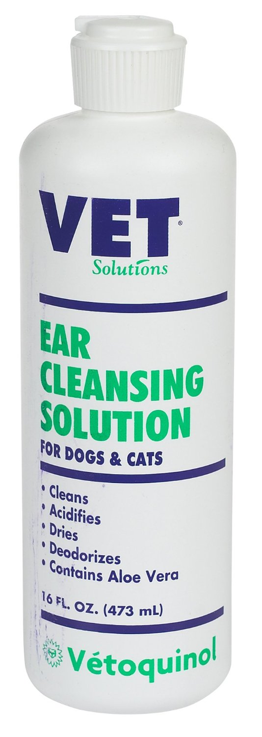 Vetoquinol Ear Cleansing Solution