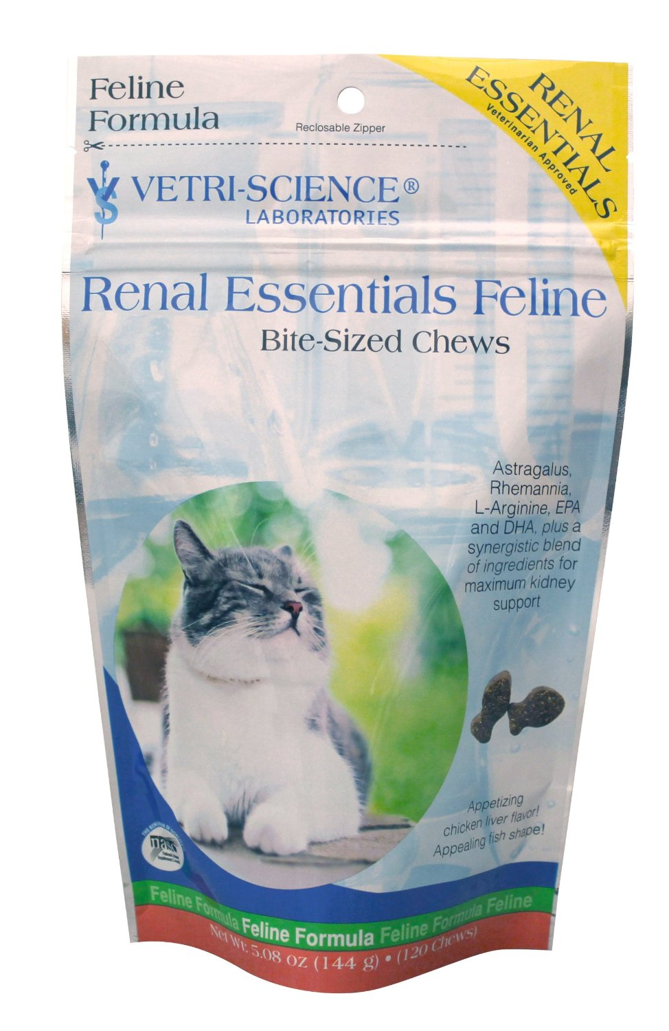 Vetri-Science Laboratories Renal Essentials Feline Supplement