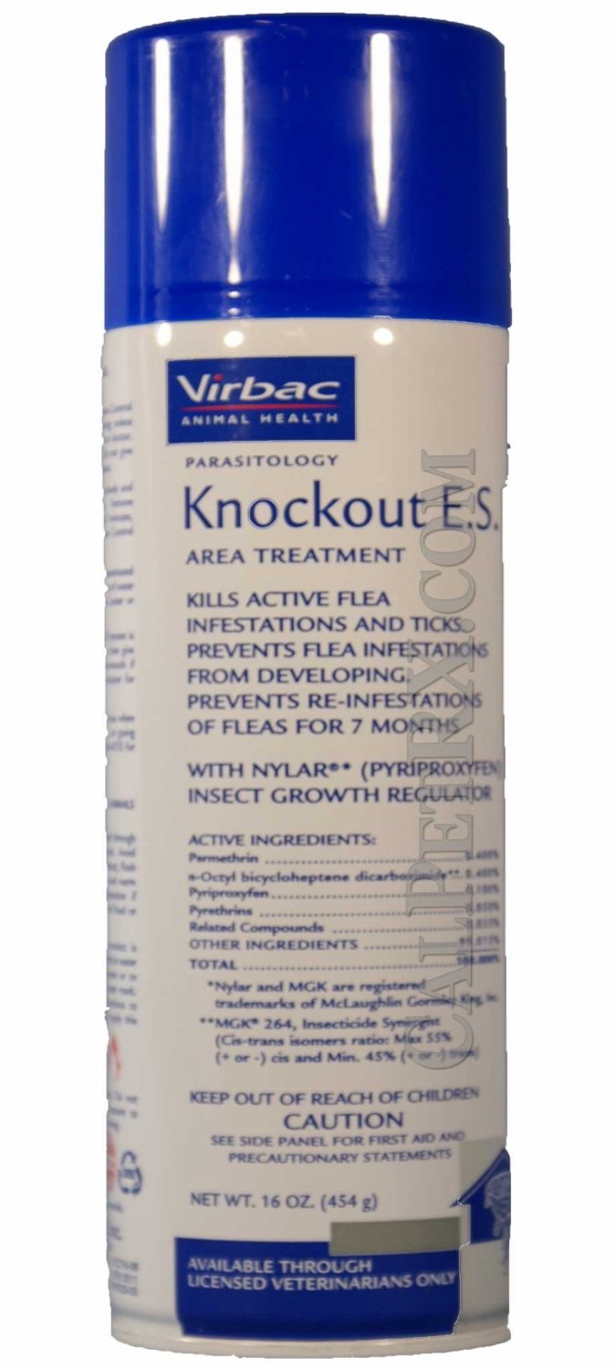 Virbac Knockout ES Area Treatment
