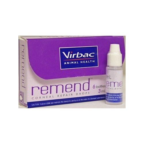 Virbac Remend Eye Drop Solution for Dogs & Cats