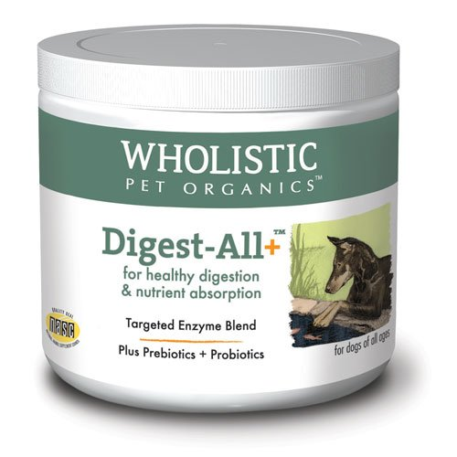 Wholistic Pet Organics Digest All Plus