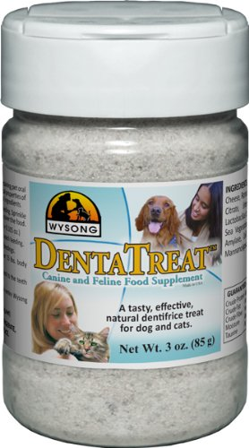 Wysong DentaTreat Canine & Feline Food Supplement