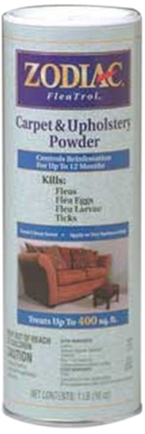 Zodiac Carpet & Upholstery Powder