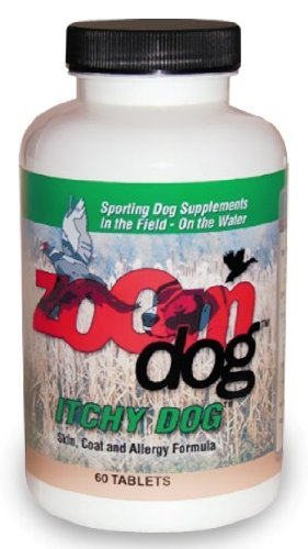 Zoom Dog Itchy Dog Skin Coat & Allergy Formula