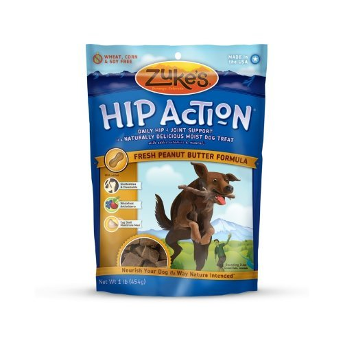 Zuke's Hip Action Natural Dog Treats